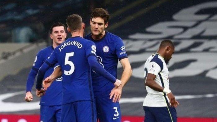 JADWAL Siaran Bola Liga Inggris Pekan Ini, Derby London Tottenham Vs Chelsea,West Ham Vs Man United