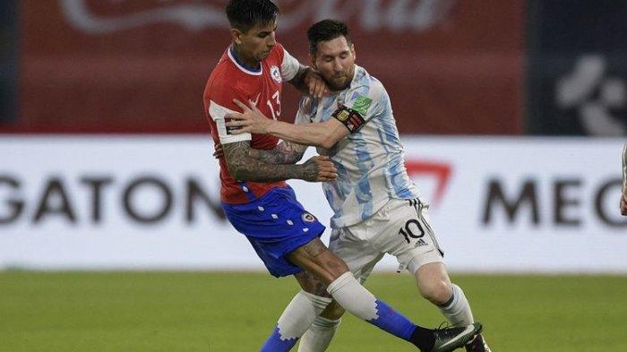 Prediksi Susunan Pemain Kolombia Vs Argentina, Lionel Messi Main, Live Mola TV Jam 06.00 WIB