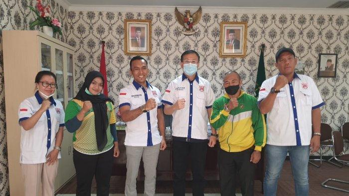Ketua DPRD Medan Dukung Kejuaraan Angkat Berat Pabersi Medan, Minta Prokes Diterapkan dengan Ketat