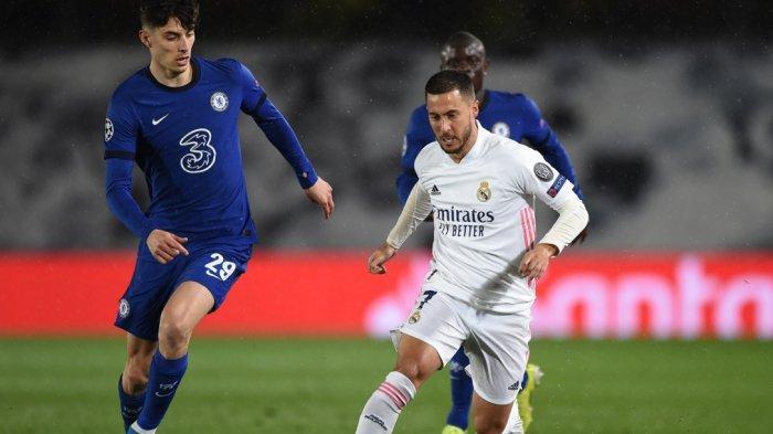 LINK Siaran Langsung Nonton Live Streaming Chelsea Vs Real Madrid, Tuchel Percaya Diri ke Final