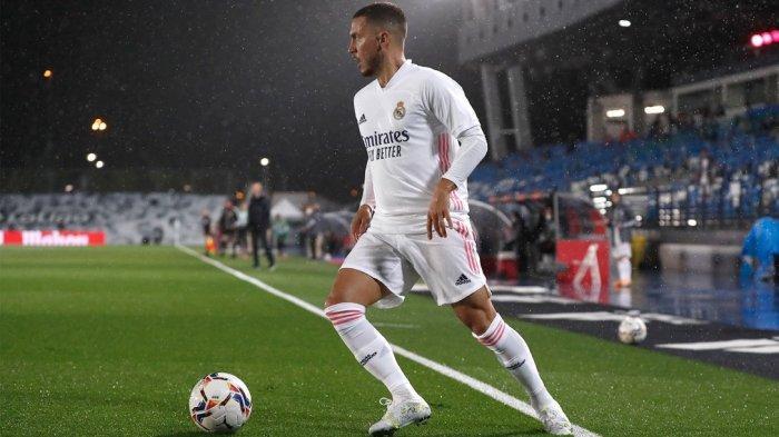 SEMIFINAL Liga Champions Real Madrid Vs Chelsea, Zidane Ubah Hazard Bak Senjata Mematikan