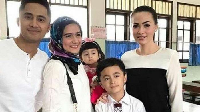 Hengky Kurniawan dan Christy Jusung Kompak Rayakan Ulang Tahun Anak   Instagram/hengkykurniawan