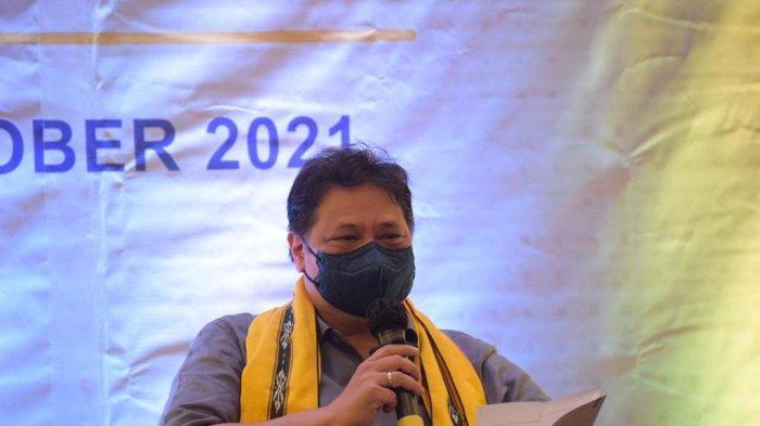 Kunker ke Ambon, Menko Airlangga: KUR Bantu UMKM untuk Pulihkan Ekonomi Nasional