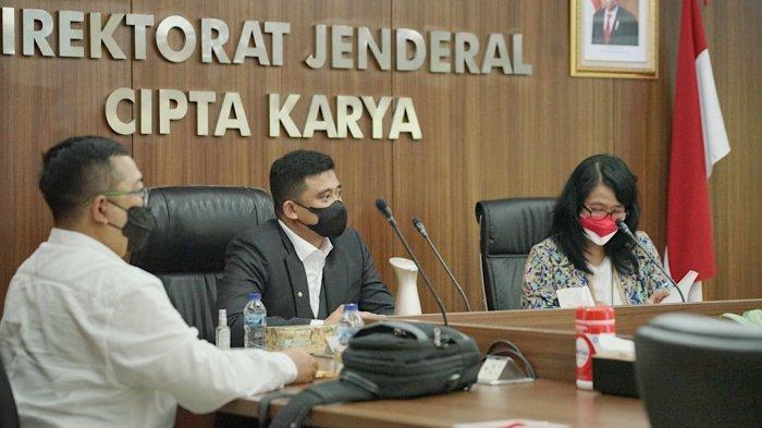 Awal 2022 Bobby Nasution Mulai Revitalisasi Lapangan Merdeka, Bakal Keren, Kabel di Bawah Tanah