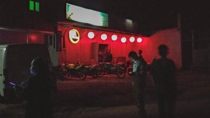Aktivitas Warga Dibatasi, Tapi Hiburan Malam di Sidikalang Dairi Tetap Buka