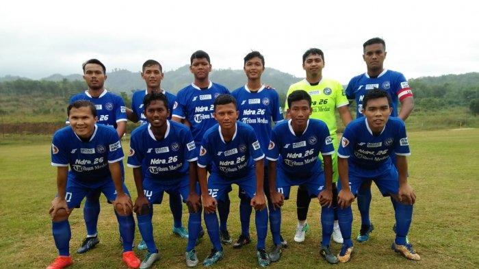 Tobasa FC Selangkah Lagi Melaju 16 Besar Liga 3, Cukup Seri Lolos