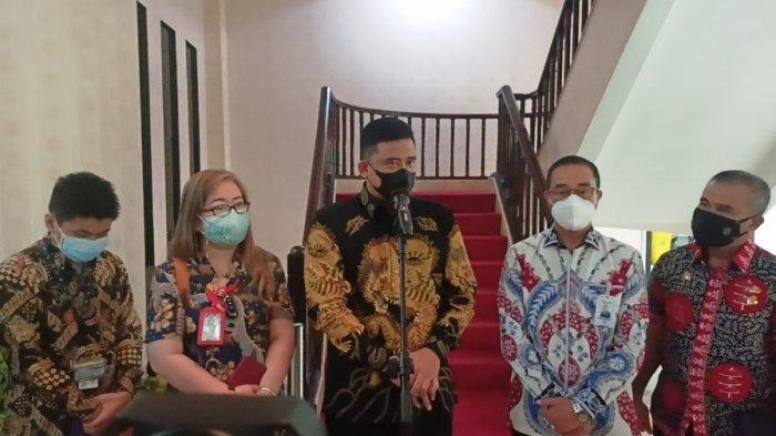 Bobby Nasution Menyampaikan Program Prioritas di Seminar Bertemakan Medan dan Pandemi