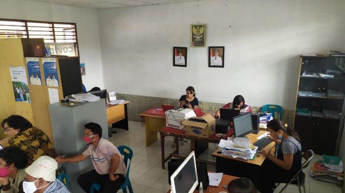 Pilkada Samosir, Pemdes Lumban Suhi-suhi Bikin Hitung Cepat Gotong Royong, Ini Pemenangnya
