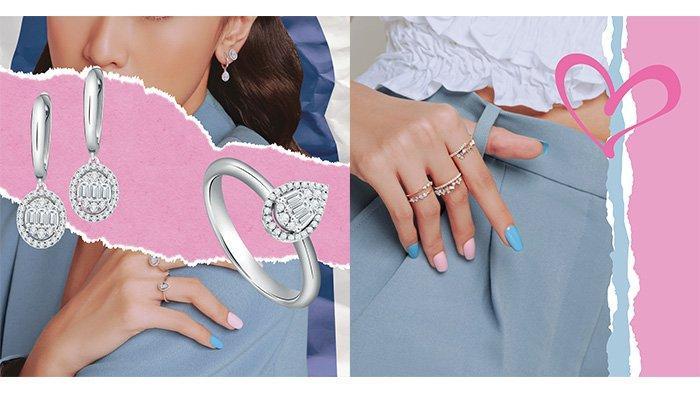 Miss Mondial Hadirkan Eclat Collection dengan Baguette Diamond untuk Tren Perhiasan Berlian Modern