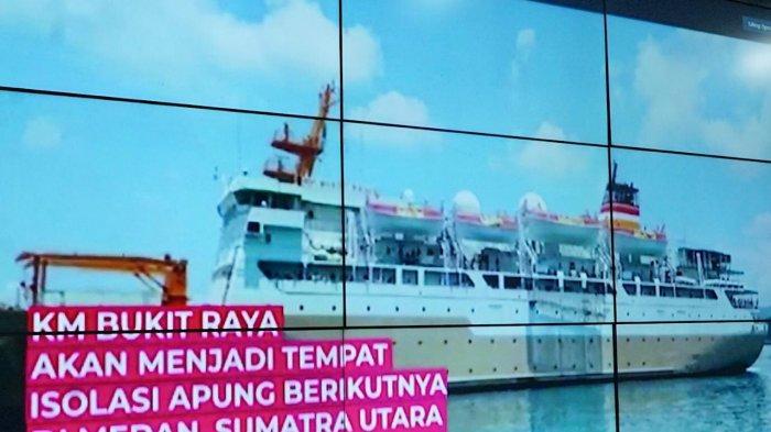 Bobby Nasution melakukan Penandatangan Kerjasama antara Pemko Medan, Kementerian Perhubungan (Kemenhub) RI dengan PT Pelni di Command Center Balai Kota Medan, Kamis (12/8).