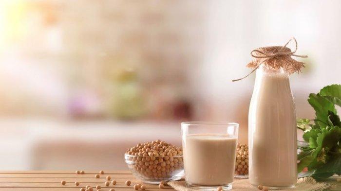 Resep dan Cara Membuat Susu Kacang Kedelai, Sarapan Sehat untuk Diet