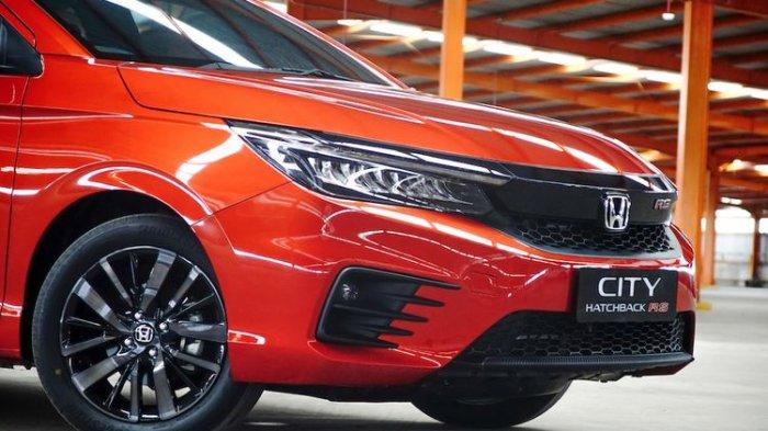Honda City Hatchback, penerus Jazz