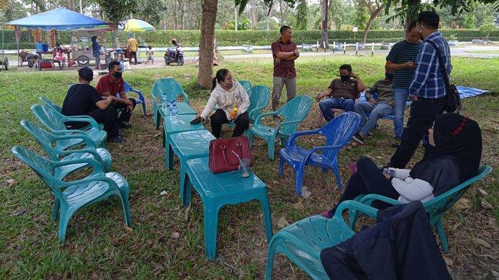 Puluhan Honorer Dinas PUPR Deliserdang Dipecat, Ada yang Sedang Hamil 9 Bulan