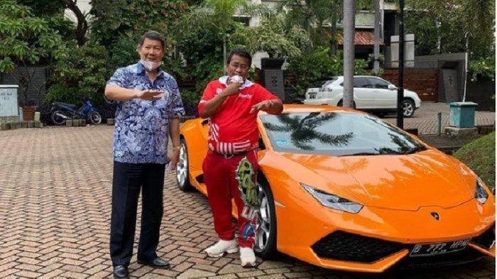 HOTMAN Paris Bela Keluarga Prabowo, Hashim Djojohadikusumo Siap Dipanggil KPK   Kasus Edhy Prabowo
