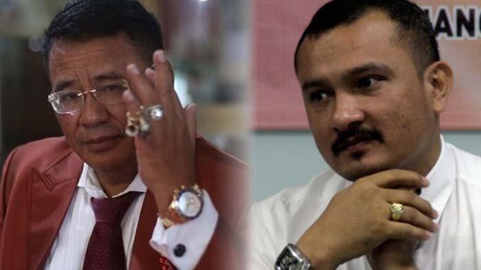 Ferdinand Hutahaean Bantah Menghina Suku Batak, Hotman Paris Berharap SBY Keluarkan Pernyataan!