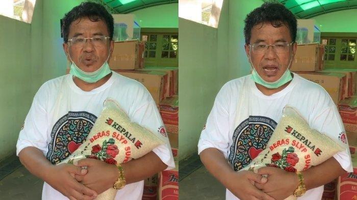 Hotman Paris memohon pada Anggota DPR RI untuk menyumbangkan penghasilan untuk warga terdampak corona