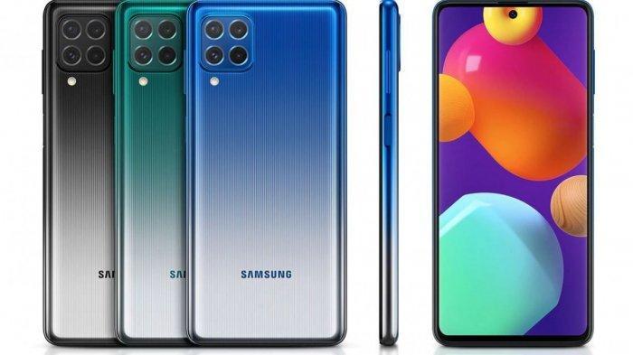 UPDATE Daftar HargaHP Samsung Terbaru Bulan Juni Mulai 1 Jutaan atau Pilih HP Keren Galaxy M62