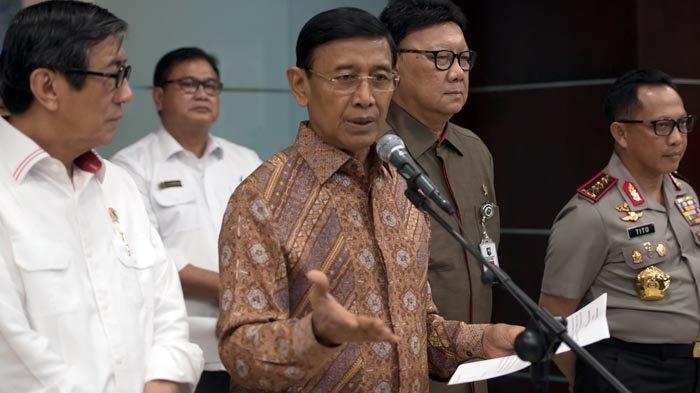 Wiranto Turun Tangan Ingin Menyelamatkan Partai Hanura yang Dilanda Kisruh