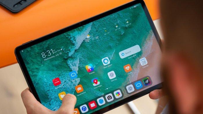 Tablet Ini Mampu Menjawab Hobi Nonton Drakormu: Sistem Operasi HarmonyOS dengan Layar IPS LCD