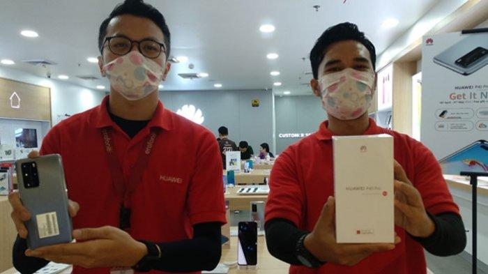 Ponsel Terbaru Huawei P40 Pro Dibanderol Rp 14,5 Juta, Ini Berbagai Kelebihannya