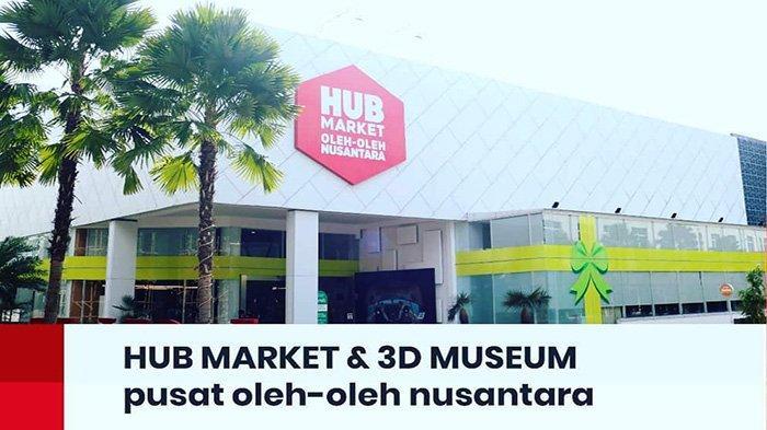 Hub Market 3d Museum Pusat Oleh Oleh Terbesar Termurah Dan Terlengkap Tribun Medan