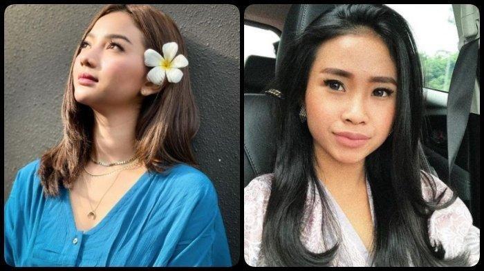 Diisukan Makin Panas Saling Sindir Lagi Ayya Renita dan Glenca, Amanda Manopo Terseret?