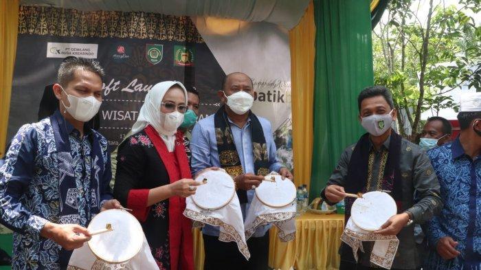 Kampung Batik Brandan Icon Ekonomi Kreatif Sumut
