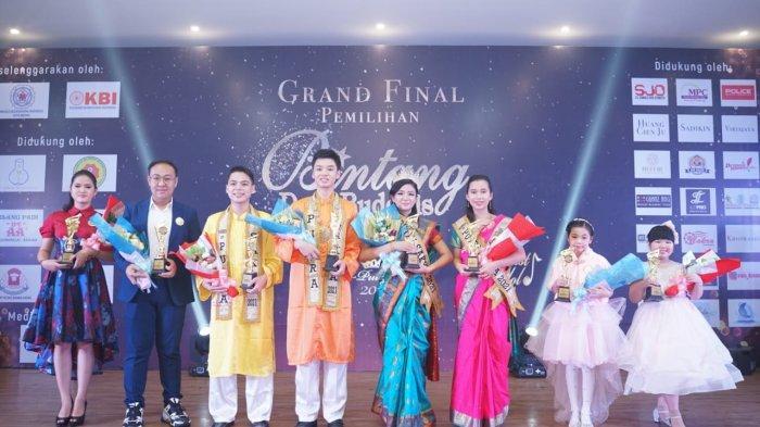 Pemilihan Bintang Duta Buddhis MBI Medan Sukses Digelar secara Live Streaming