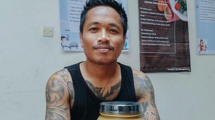 Jelang Liga 2, Pemain Asal Bali I Gede Sukadana Perketat Program Latihan