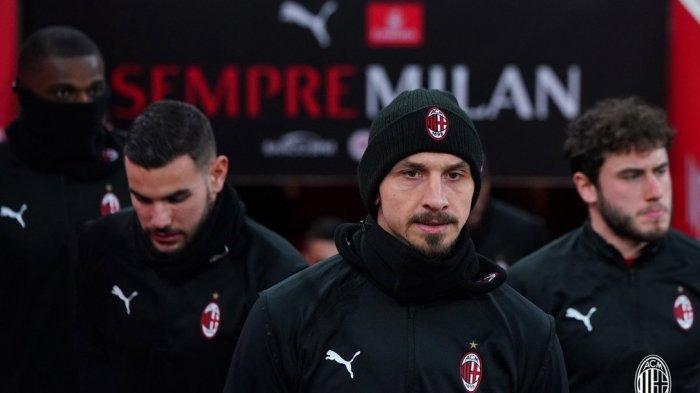 AC Milan Bak Kehabisan Bensin, Kans Rossoneri Raih Scudetto Tinggal Mimpi,Selisih 8 Poin dari Inter