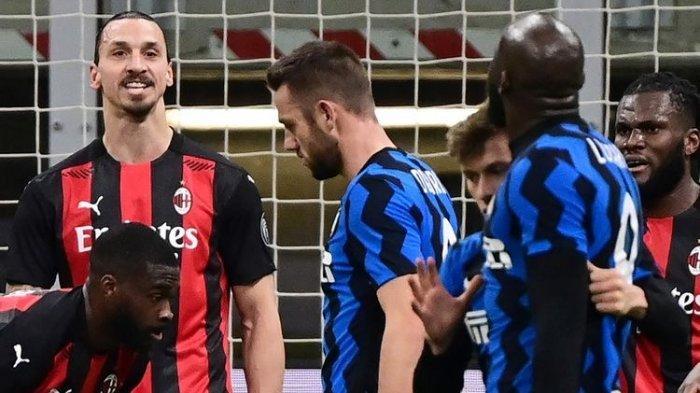 Derby della Madonnina AC Milan Vs Inter Milan, Menanti Kegilaan Ibrahimovic 'Si Kuda Gila'