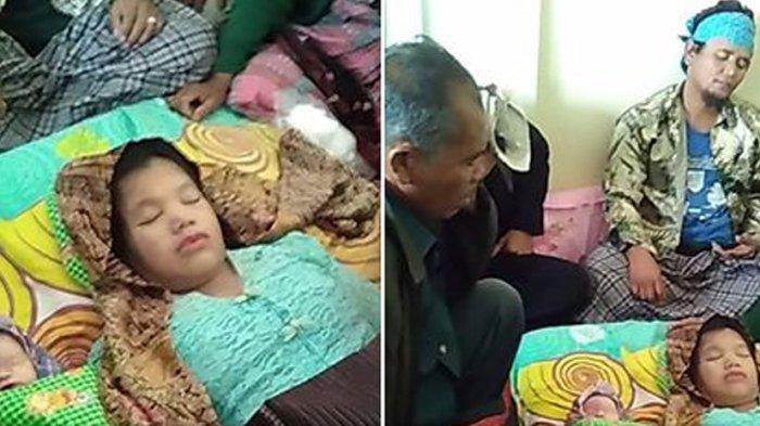 Heboh, Ibu dan Bayi Berumur 2 Hari Meninggal Dunia Akibat Asap Arang Perapian