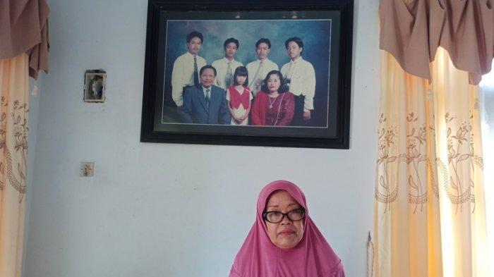 Terpilih Menjadi Rektor USU, Sang Ibu Ungkap Kebiasaan Muryanto Selalu Minta Restu Orangtua
