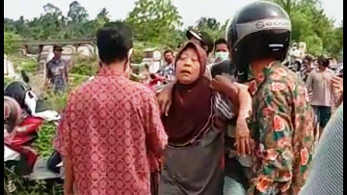 Polisi Periksa Muncikari Terkait Penemuan Mayat di TPU Hindu Budha Delitua