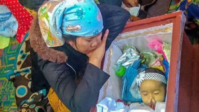 Keluarga Ungkap Gara-gara Alat Tabung Oksigen Habis Nyawa Bayi Amelia Tidak Tertolong