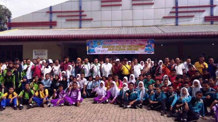 300 Siswa dari 15 Sekolah di Kota Medan Ikut Penjaringan Bakat