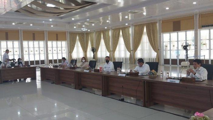 Seluruh Pemerintah Kota dan Kabupaten di Sumut Sepakat Tunda Sekolah Tatap Muka