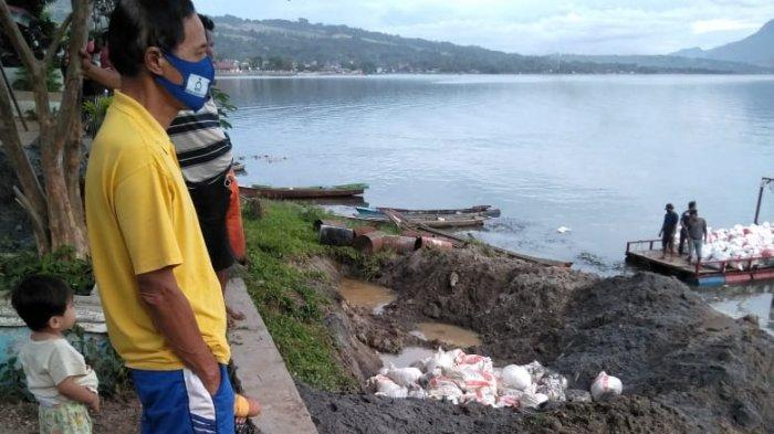 Ratusan Ton Ikan Mati di Danau Toba, Gubernur Edy Rahmayadi Kirimkan Ahli untuk Meneliti