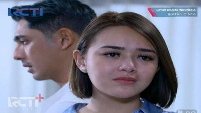 Live Rcti Live Streaming Ikatan Cinta Aldebaran Sakit Melihat Andin Rafael Elsa Curi Anting Tribun Medan