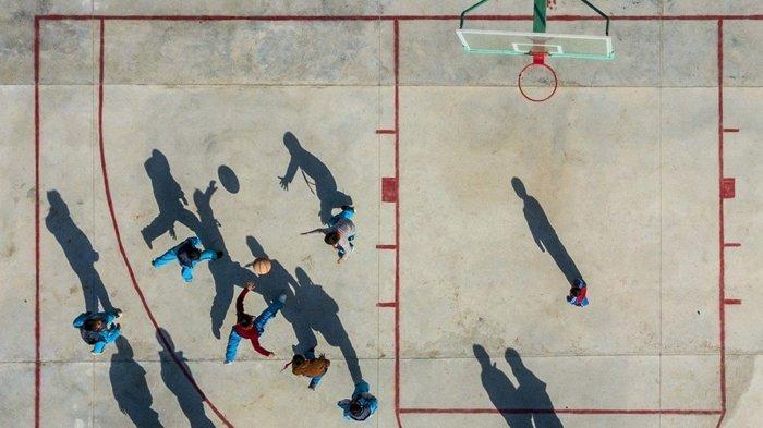 Foto ilustrasi anak sekolah.