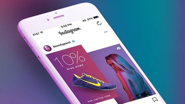 INSTAGRAM Terkini - Resmi Merilis Insta Shopping di Indonesia, Bisa Belanja via Aplikasi