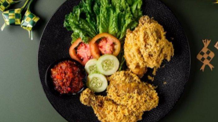 Resep dan Cara Membuat Ayam Kremes Renyah Tahan Lama