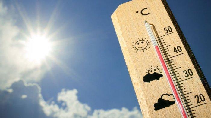 MEDAN Panas Menyengat, Suhu Capai 35,5 Derajat Celcius, Begini Penjelasan BMKG