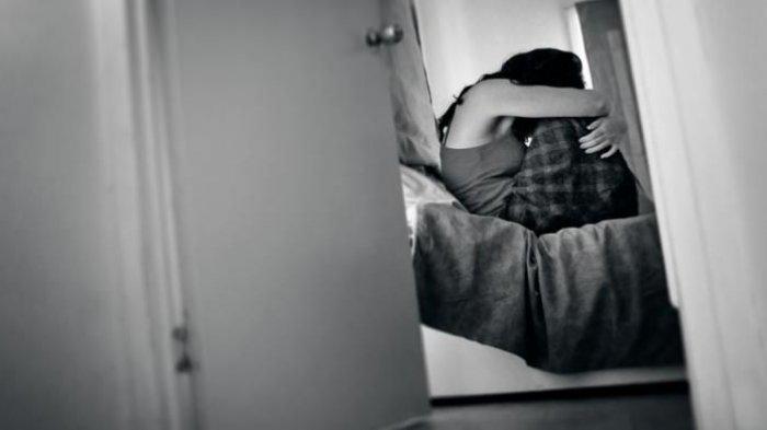 BIADAB, Seorang Ayah di Madina Rudapaksa Putri Kandungnya, Korban Dicekoki Film Dewasa