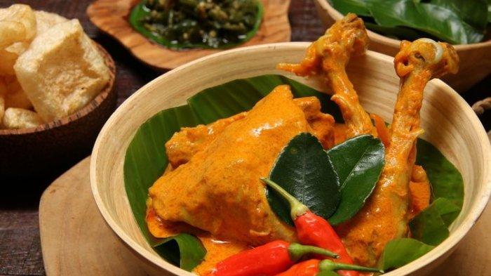 Resep dan Cara Membuat Gulai Ayam Kampung Padang, Pendamping Ketupat Lebaran