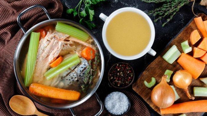 Resep dan Cara Memasak Kaldu Ikan Jernih dan Gurih, Cocok untuk Makanan Pendamping ASI