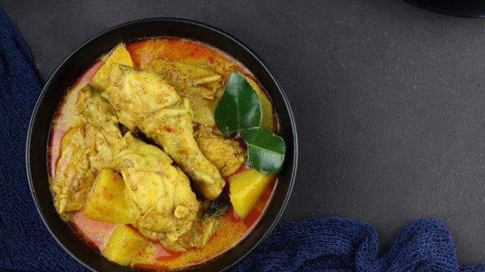 Resep dan Cara Memasak Kare Ayam Kampung Spesial yang Tidak Alot