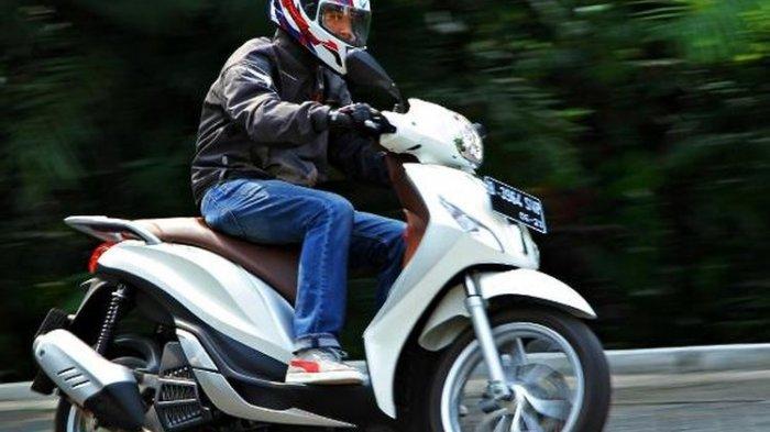Penyebab Ban Motor Matik Punya Ukuran Kecil dibandingkan Motor Sport