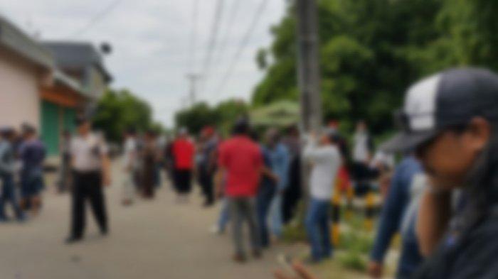 Kerja Sampingan Sebagai Tukang Ojek, Serma TNI Mangatas Simanjuntak  Dikeroyok 20 Orang