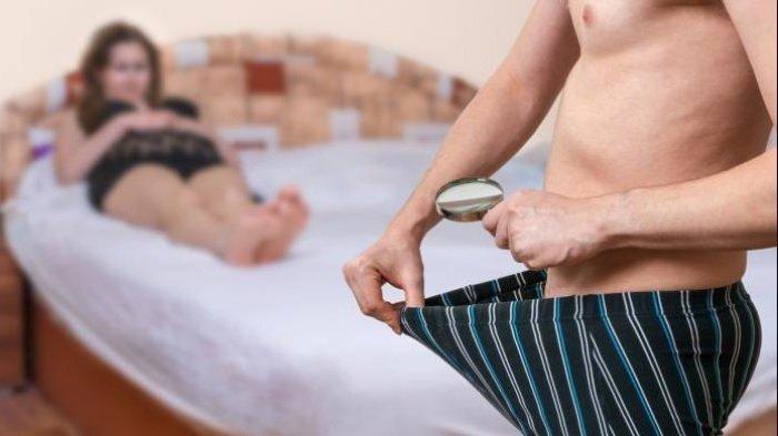 Jangan Heran Ukuran Penis Anda Mengecil, Kata Peneliti Itu Salah Satu Gejala Long Covid